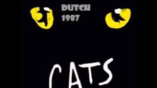 Cats Bustopher Jones (Original Dutch cast)
