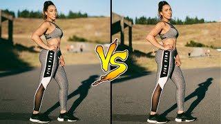 Sony A9 vs Nikon D750 vs A6500 Image Review - Dynamic Range and Hig...
