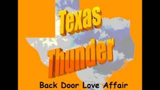 Texas Thunder (Trueno Tejano)-Back Door Love Affair ( ZZ Top cover)