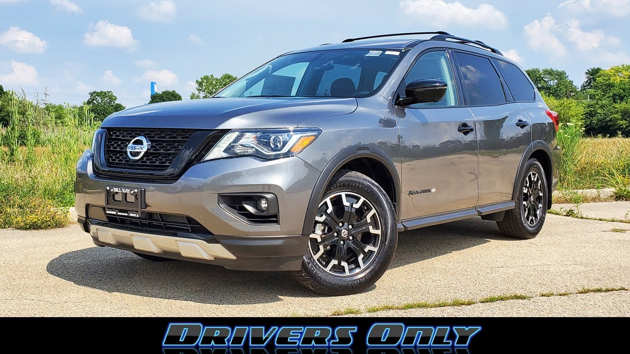 2020 Nissan Pathfinder - Plenty of Good for This 3-Row SUV