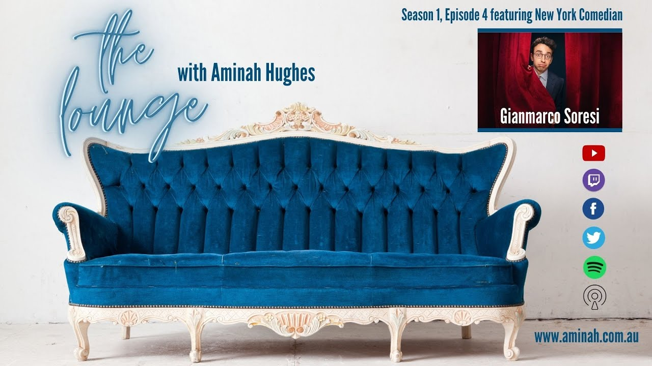 Download The Lounge with Aminah Hughes Ep 4 – Gianmarco Soresi