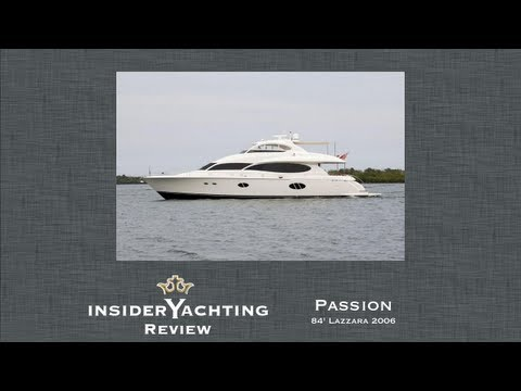 Passion Yacht Review