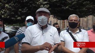 ՌԴ-ում բոյկոտում են հայկական համարներով մեքենաների դեմ, մեր կառավարությունը լռում է. ցուցարար