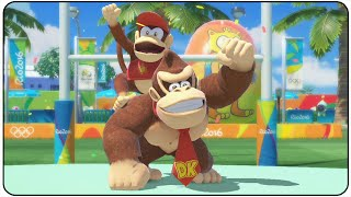 Mario and Sonic at the Rio 2016 Olympic Games (Wii U) - All Sp…