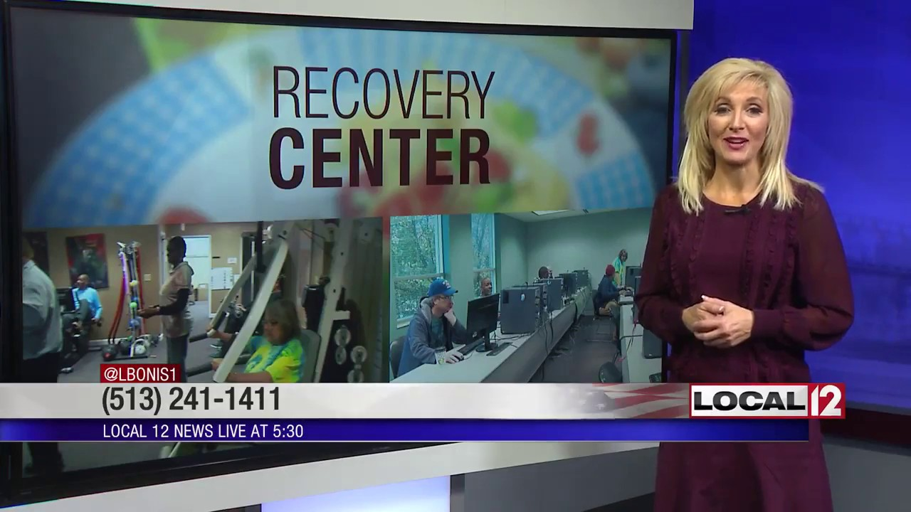 RCHC on Local 12 (WKRC-TV) Peer- Support for Mental Health and Wellness.