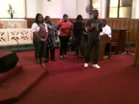 Pastors Chat, Praise and Worship at New Day Ministries, Inter, Rev. Greg Austin, Pastors 9/25/12