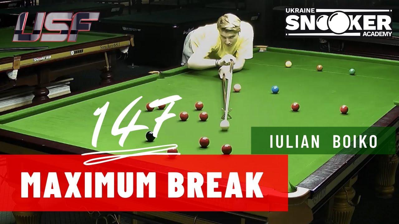 Maximum Break