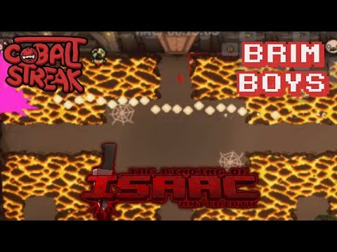 Back To Antibirth! #02 - Brim Boys - Cobalt Streak