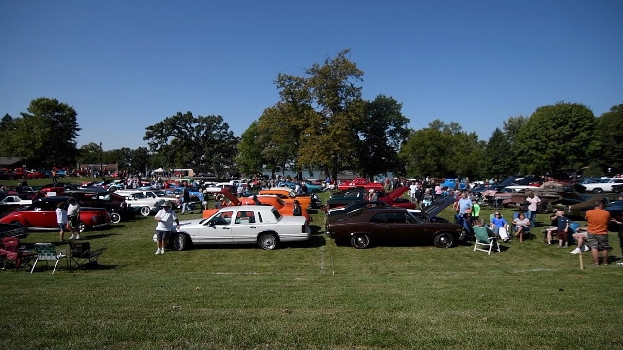 Classics By The Lake Classic Car Show Morries Buffalo Ford - Car show mn