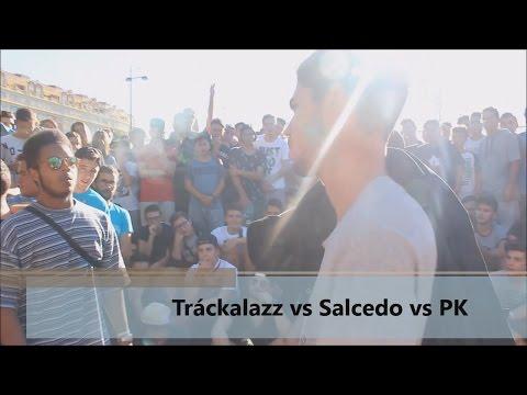 TRÁCKALAZZ VS SALCEDO VS PK Filtros Clasificatoria FullRap VLC VS MADRID
