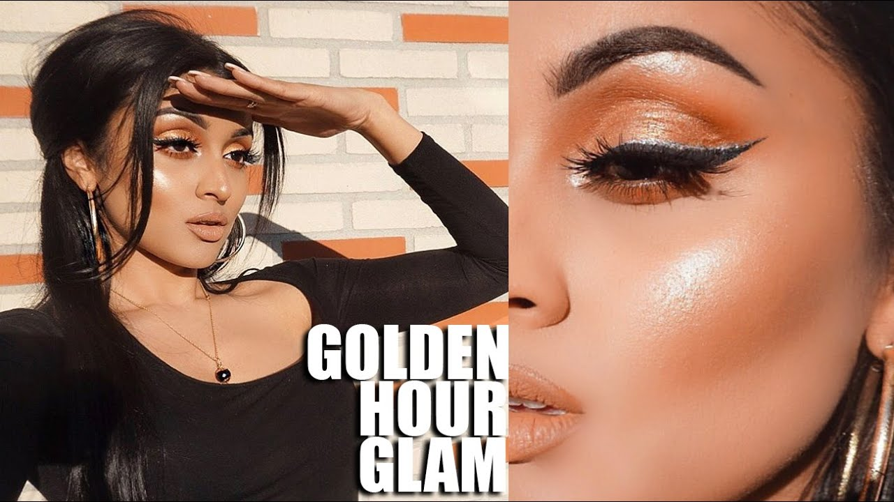 GOLDEN HOUR GLAM - LABEAUTYWORLD