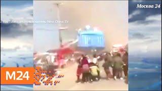 """""""Климат-контроль"""": что происходит с погодой в апреле - Москва 24"""