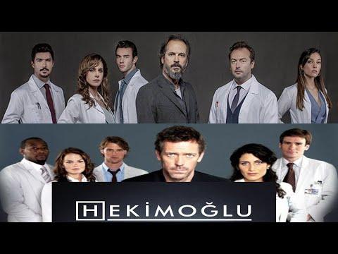 Hekimoğlu Fragman Tanıtım / Hekimoğlu Oyuncu Kadrosu / Doktor House Karşılaştırması
