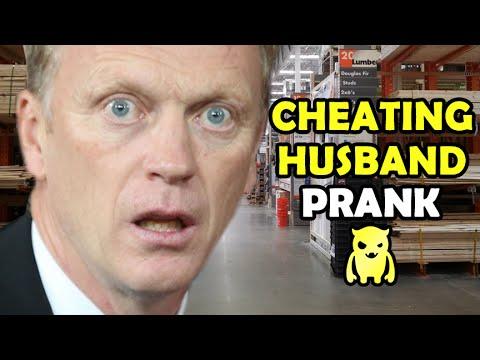 Cheating Husband Prank - Ownage Pranks