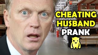 Cheating Husband Prank - Ownage Pranks