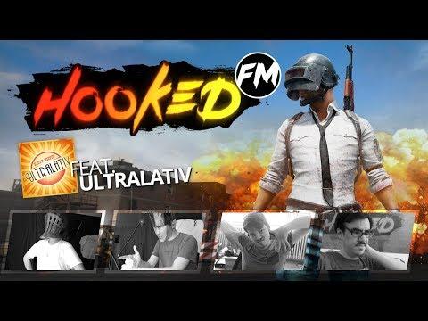 Hooked FM #133 - Mit Ultralativ über PUBG, GTA 5, Zelda, Prey, Baby Driver & mehr!