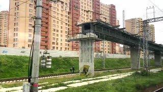 Строительство 4 пути на Горьковском направлении. А воз и ныне там...