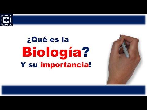 Download Que es la biología y su importancia