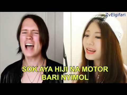 Salah Lirik Naruto Opening Versi Sunda FULL Version