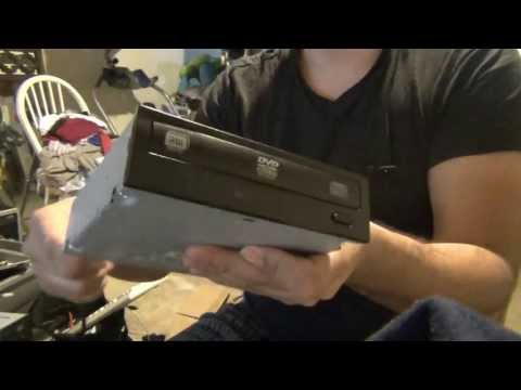 How to repair Almost ANY DVD-CD-BD drive.