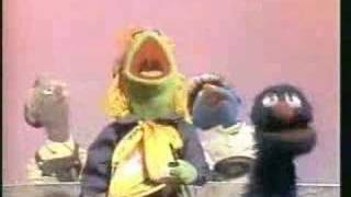 classic sesame street the job song