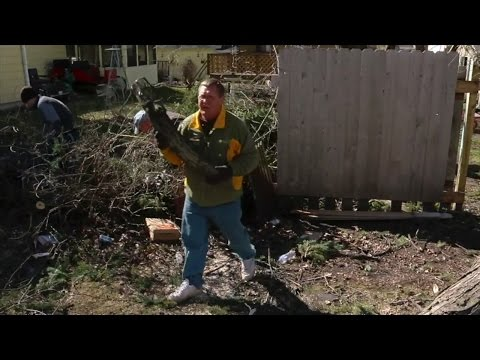 Homes, Businesses Damaged From Clarks Grove Tornado