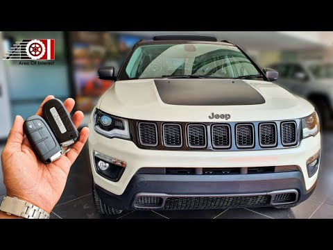 2019 Jeep Compass Trailhawk BS6 4x4 Auto   On Road Price   Mileage   Features   Interior   Specs