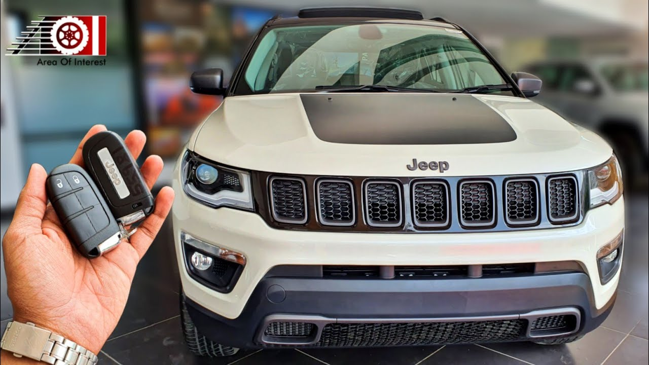 2019 Jeep Compass Trailhawk Bs6 4x4 Auto On Road Price Mileage