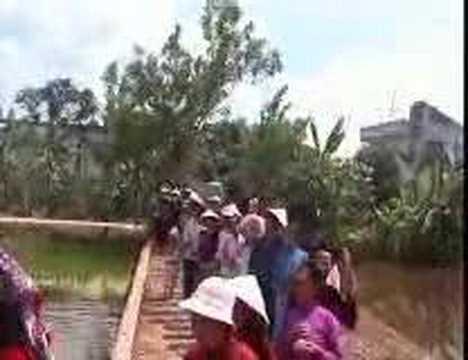 Lễ khánh thành nhà thờ họ Bùi(Nam Hà,Tiền Hải,Thái Bình)-P4