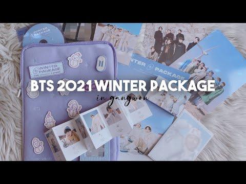 [UNBOXING] BTS 2021 Winter Package in Gangwon