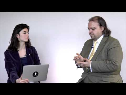 Ilaria R. and Vinay Gupta discuss the Ethereum Project and theories of political change