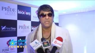 Pride of india summit 2016 award – mukesh khanna interview