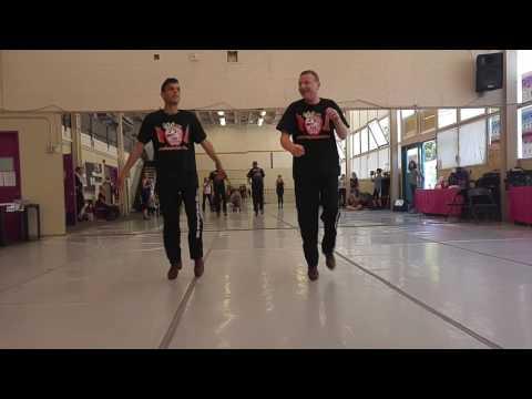 Miller & Ben demoing the BS chorus