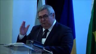 CULTO DE ABERTURA -   REV.  ROBERTO BRASILEIRO / XVIII CONGRESSO CNSAFs