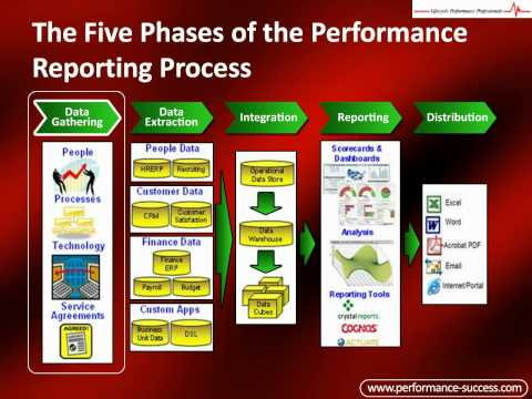 Performance Reporting Process:  How to Report Your Business Data and Make Informed Decisions