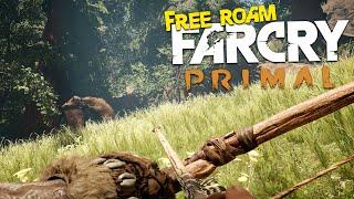 BEAR FIGHT | Far Cry Primal Free Roam (#2)