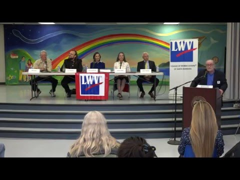 3rd District Supervisor S.B. County Forum - ENGLISH LANGUAGE