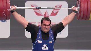 2011 World Weightlifting Championships, Men +105 kg  Тяжелая Атлетика. Чемпионат Мира(, 2016-06-11T17:59:36.000Z)