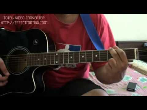 Tu Jaane Na Video Tutorial On Guitar Chords Youtube