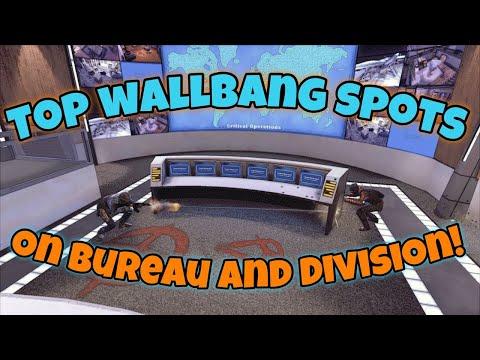 You can WALLBANG
