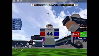 ROBLOX Legendary Football Montage Labeled | Touch