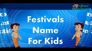 Festivals Name for Kids | Festival Names | Anmol Education Group