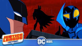 Justice League Action  I Am Young Batman  DC Kids