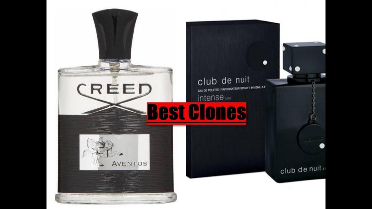 My Top Ten Clone Fragrances For Men Youtube