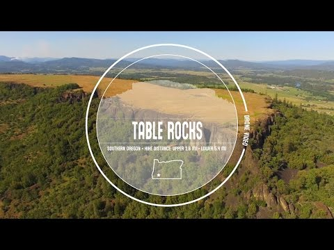 Visit Table Rocks in Southern Oregon