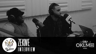 #LaSauce - Invité : ZEKWE sur OKLM Radio 10/10/16