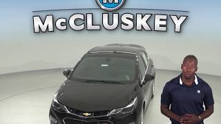 183719 New 2018 Chevrolet Cruze LT FWD 4D Hatchback Black Test Drive, Review, For Sale -