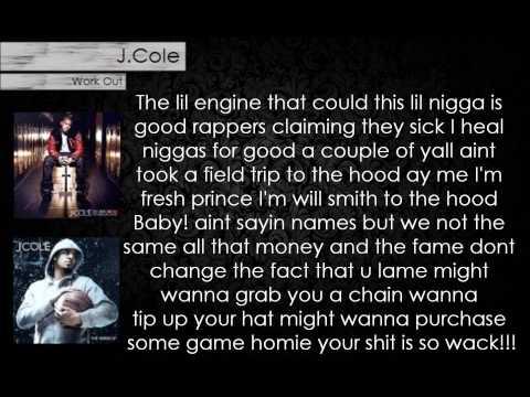 Who Dat- J. Cole Lyrics + Download