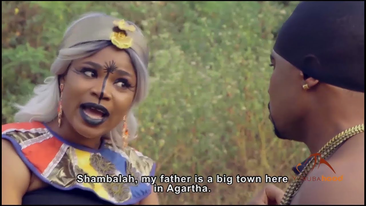 Download Agartha Part 1 [ Corrected Version ] - Latest Yoruba Movie 2018 Drama Starring Odunlade Adekola