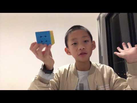 Awesome Rubik's cube algorithms!!